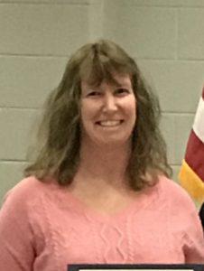Photo is of Mrs. Kurthy